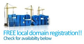 Free co.za domain registration with website hosting, check name availability | BetterConnect.co.za